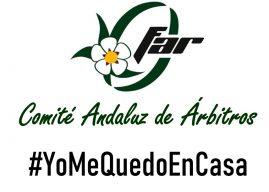 El Comité Andaluz de Árbitros sigue su Formación
