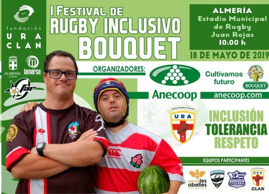 I FESTIVAL RUGBY INCLUSIVO BOUQUET