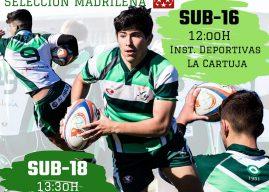 [EN DIRECTO] Campeonato España Selec. Autonómicas S16 – S18 – Jornada 1
