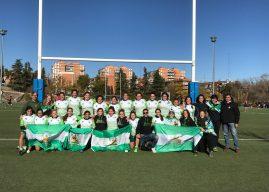 SELECCION PAIS VASCO – ANDALUCIA. Campeonato de España Selecciones Territoriales Femenino