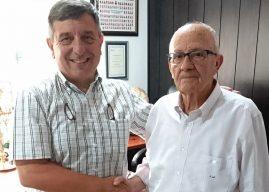 Transportes Sanitarios Sur de Córdoba, entidad socialmente responsable con la Federación Andaluza de Rugby