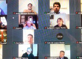 Reunión Junta Directiva FAR (Videoconferencia)